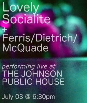 Public House with Ferris Trio